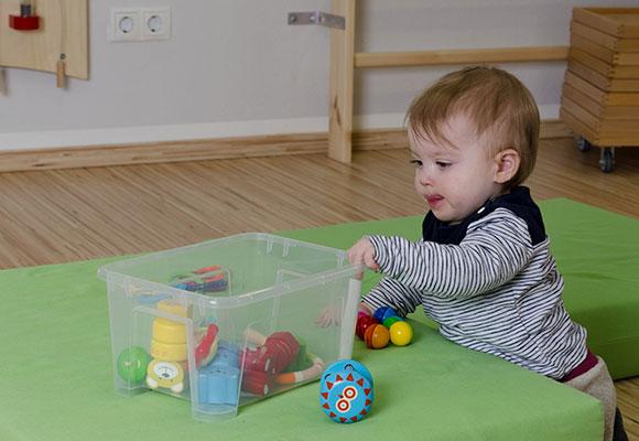 Physiotherapie für Säuglinge und Kinder in Altdorf